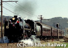 昭和63年復活したC58363