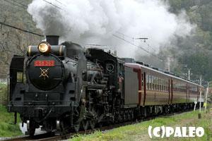 電気機関車と12系客車